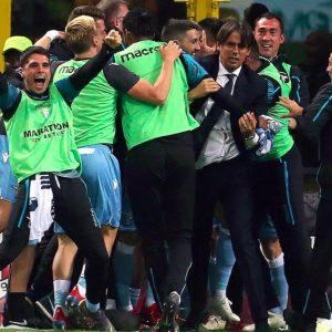 Lazio in finale di Coppa Italia, Milan battuto dal gol di Correa