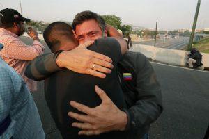 guaido e lopez venezuela