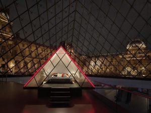 Una notte al Louvre con Airbnb? Con la risposta giusta puoi dormire accanto a Monna Lisa