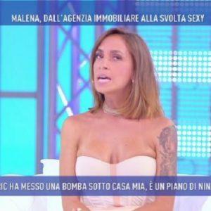 """Pomeriggio 5, Malena la Pugliese: """"Con Irama nel camerino..."""""""
