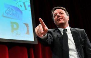 Matteo Renzi chiede un risarcimento danni da 100mila euro a La Verità (foto Ansa)