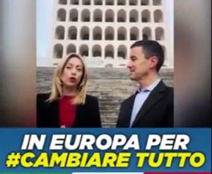 Europee 2019, Caio Giulio Cesare Mussolini pronipote del Duce