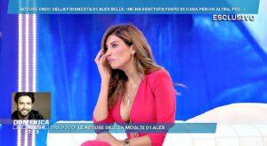 Domenica Live, Mila Suarez è parente del re del Marocco? Il documento di Signoretti...
