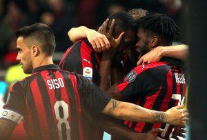 Il Milan batte la Lazio e si riprende il quarto posto, decisivo il gol di Kessié su rigore