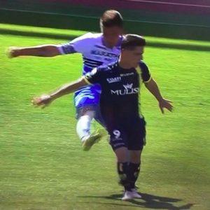 Milinkovic Savic, espulsione Lazio-Chievo: scalcia Stepinski da dietro