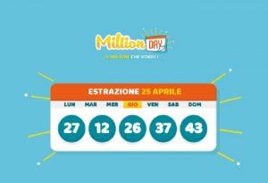 Million Day fortunato a Venezia, gioca un euro e vince un milione di euro