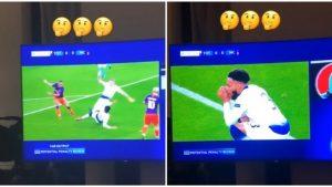 Musacchio polemico su Instagram, pubblica storia con il fallo di mano di Rose: è uguale a quello di Alex Sandro