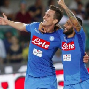Napoli-Arsenal, le formazioni ufficiali: Ancelotti chiede a Milik i gol qualificazione