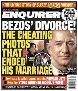 "National Enquirer in vendita: proprietà ""disgustata"" dal tabloid amico di Trump"