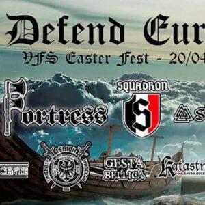 Cerea (Verona): rassegna nazi-rock nelle sale del Comune il giorno della nascita di Hitler
