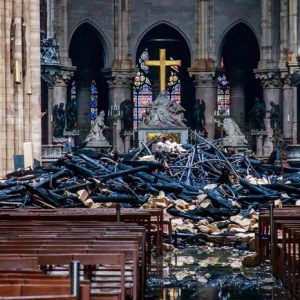 Notre-Dame, primo allarme ignorato per bug informatico
