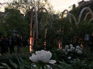 FuoriSalone, The Circular Garden: l'installazione diffusa per Eni all'Orto Botanico di Brera
