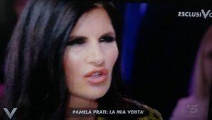 """Verissimo, Pamela Prati: """"Basta. A maggio sposerò Marco Caltagirone con l'abito avorio e il velo"""""""