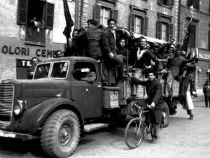 Partigiani italiani, quelli veri 250mila. Se vi sembran pochi...