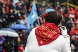 """Di Maio, 25 aprile: """"Chi lo nega era a Verona con gli antiabortisti"""". Ogni riferimento a Salvini..."""