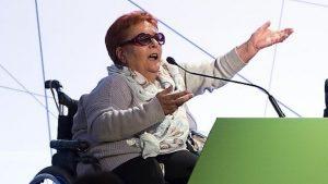 Pina Cocci è morta: addio alla pasionaria Pd che strigliò i dirigenti del partito. Storico il suo #numechiamatepiù