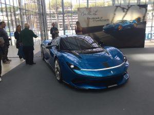 Formula E, ecco la Pininfarina Battista: la prima hypercar elettrica italiana FOTO