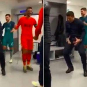 Pochettino come Simeone e Cristiano Ronaldo, ecco il suo gesto dopo City-Tottenham