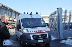 Pordenone, esplode palazzo: donna resta ferita (foto d'archivio Ansa)