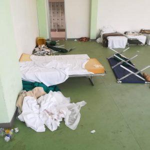 torino tifosi ajax protezione civile