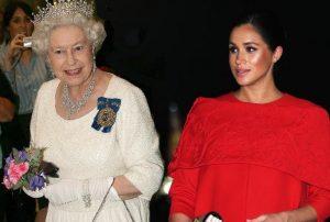 Harry litiga con la regina Elisabetta per divieto gioielli corona a Meghan