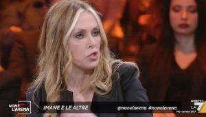 """Non è l'Arena, Roberta Bruzzone: """"Imane Fadil? C'era un quadro depressivo importante"""""""