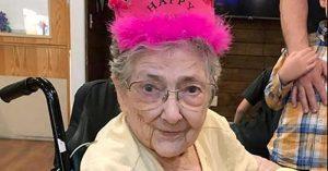 Rose Marie, 99 anni con il cuore a destra: organi invertiti, un caso su 50 milioni