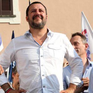 Salvini: i clandestini sono 90mila. Abolita l'invasione (dopo la povertà)