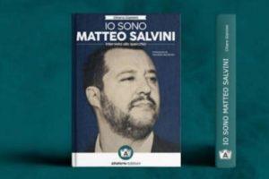 Matteo Salvini, bufera per il libro-intervista con la casa editrice di CasaPound