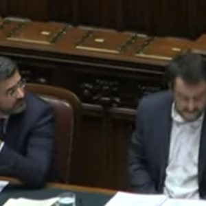 salvini question time