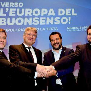 Europee 2019. Matteo Salvini capolista in tutte le circoscrizioni