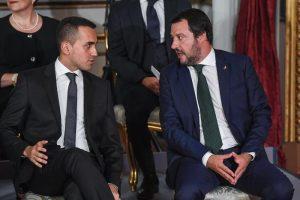 Salvini e Di Maio, rissa al governo per la infinita campagna elettorale