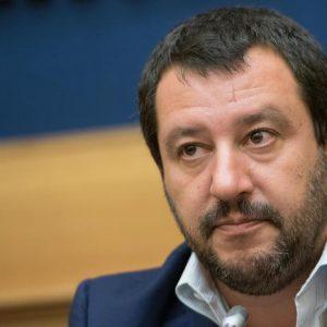 """Fabio Fazio, Salvini: """"Mi ha invitato. Vado solo se si taglia lo stipendio"""""""
