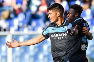 Sampdoria-Lazio 1-2, decide doppietta di Caicedo. Blucerchiati in dieci