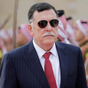 Libia Sarraj