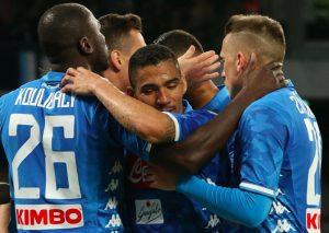 Serie A, Napoli rinvia la festa scudetto della Juve. Atalanta aggancia Milan al 4° posto