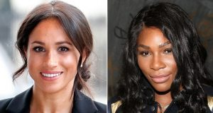 Meghan Markle, l'amica Serena Williams rivela per errore che il Royal Baby è una femmina