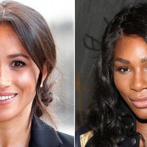 Meghan Markle, l'amica Serena Williams rivela per errore che il Royal Baby è una femmina