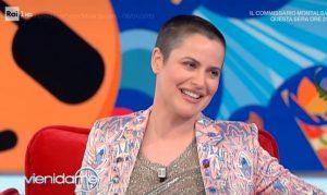 Silvia Salemi a Vieni da me: Annalisa Minetti è come una sorella