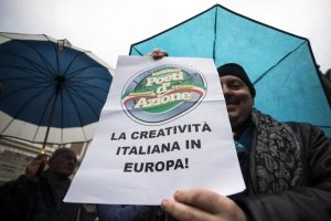 Europee 2019, i simboli al Viminale: Internettiani, Sacro Romano Impero, Poeti, Partito Pirata3