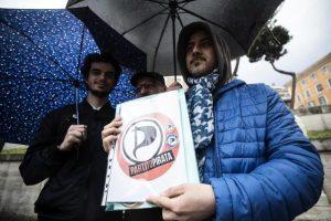 Europee 2019, i simboli al Viminale: Internettiani, Sacro Romano Impero, Poeti, Partito Pirata5