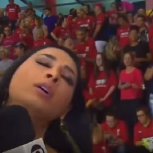 Jacqueline Carvalho pallavolista brasiliana