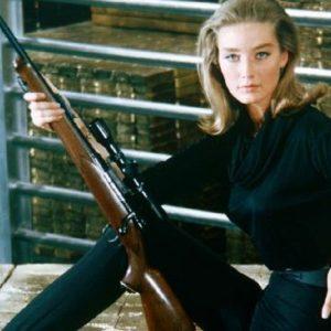 Tania Mallet è morta: addio alla Bond Girl di Goldfinger
