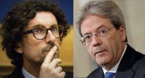 """Gentiloni: """"Non inseguiamo i populisti. Neanche se mi concentro come Toninelli"""""""