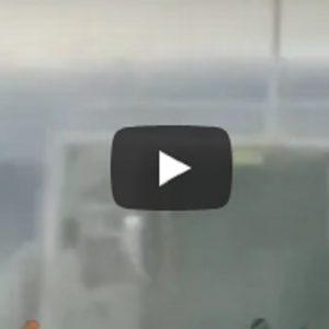 Maltempo Sicilia: Stretto Messina, traghetto in balia delle onde e del vento