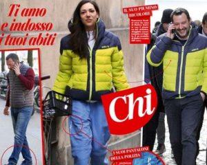 Firenze: furto a casa Verdini. La stessa in cui ha passato il weekend Salvini