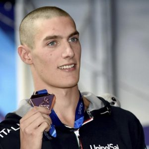 Nuoto, Andrea Vergani positivo alla cannabis: rischia sei mesi