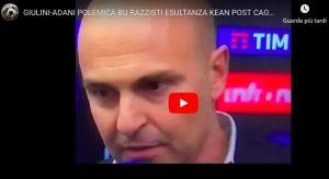 "Giulini-Adani, lite su Sky dopo Cagliari-Juventus: ""Kean? Fate troppi moralismi..."""
