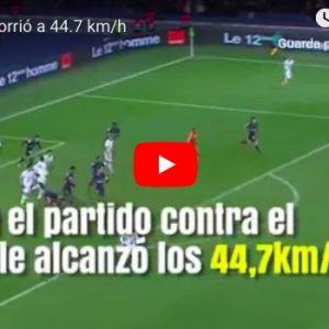 Mbappé o Bolt, chi è più veloce? Il francese scatta a 38 o 44 km/h