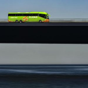 Germania pullman Flixbus